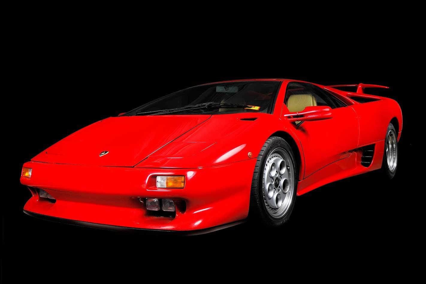 1990 Lamborghini Diablo Legend Series