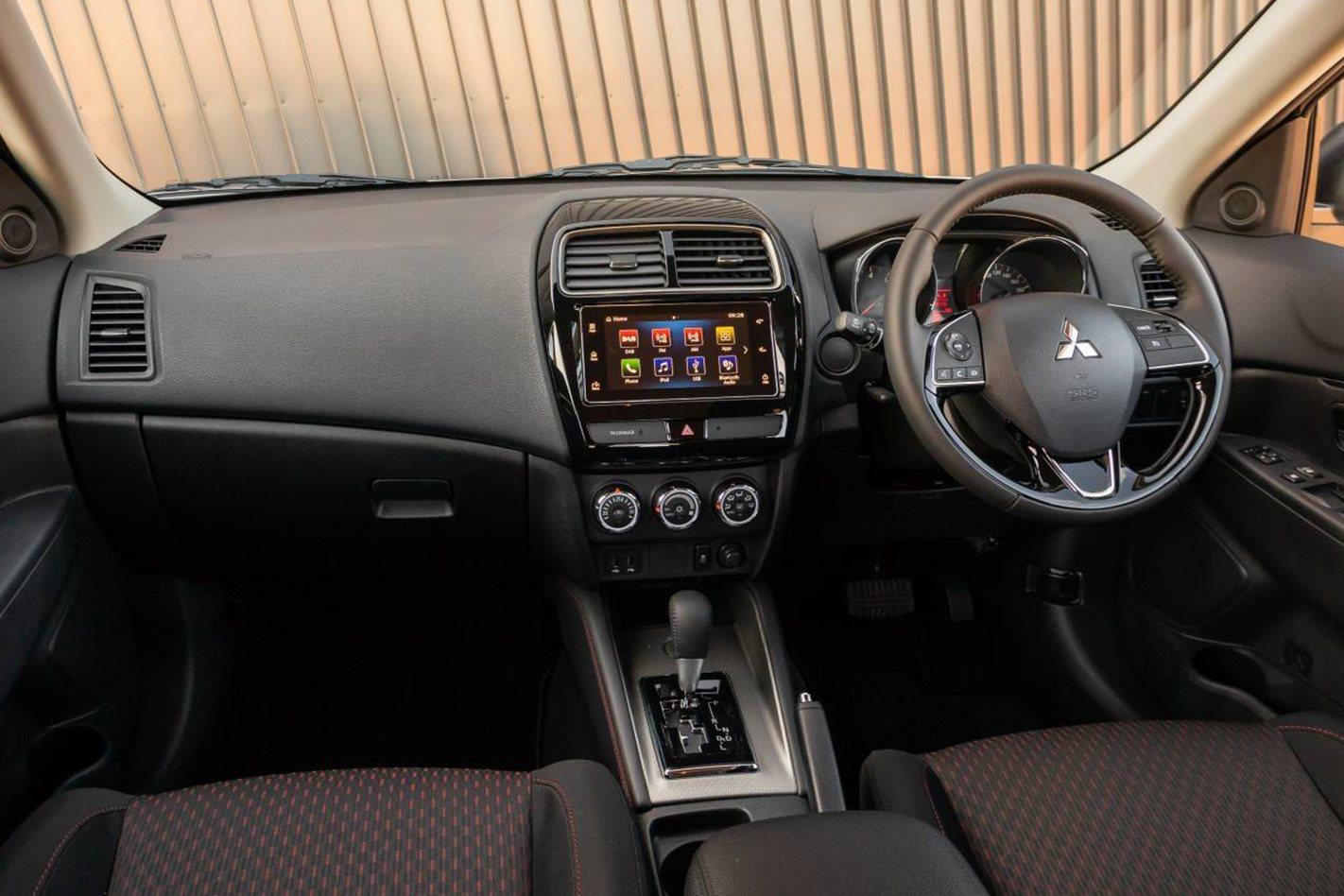 Mitsubishi asx 2019 model