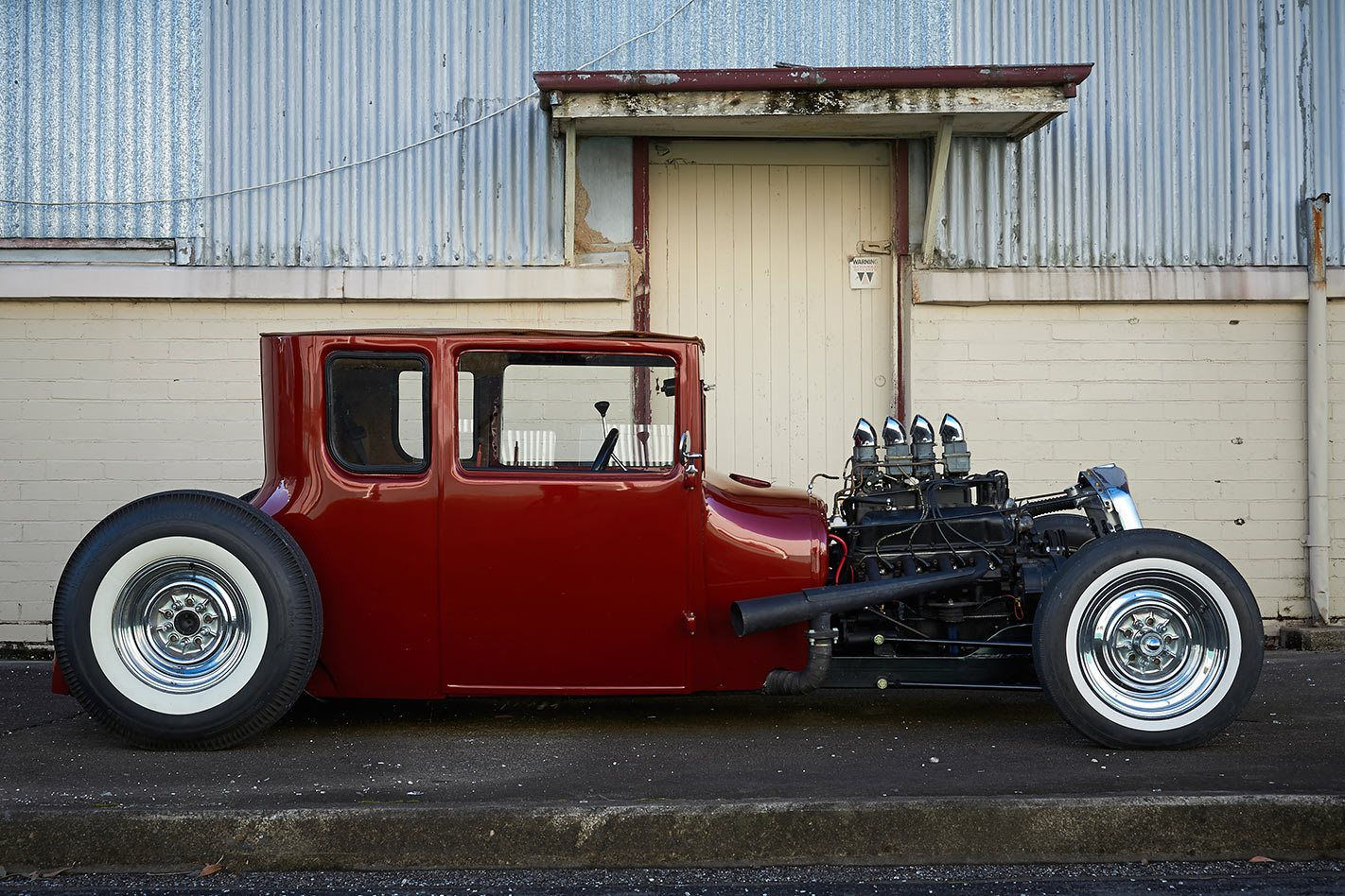Home Built 1927 Ford Model T Coupe Dthwsh