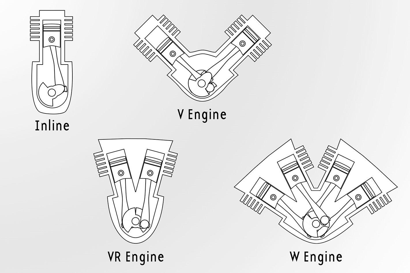 [QMVU_8575]  Farewell to the Volkswagen VR6 engine | Vr6 Engine Diagram |  | WhichCar