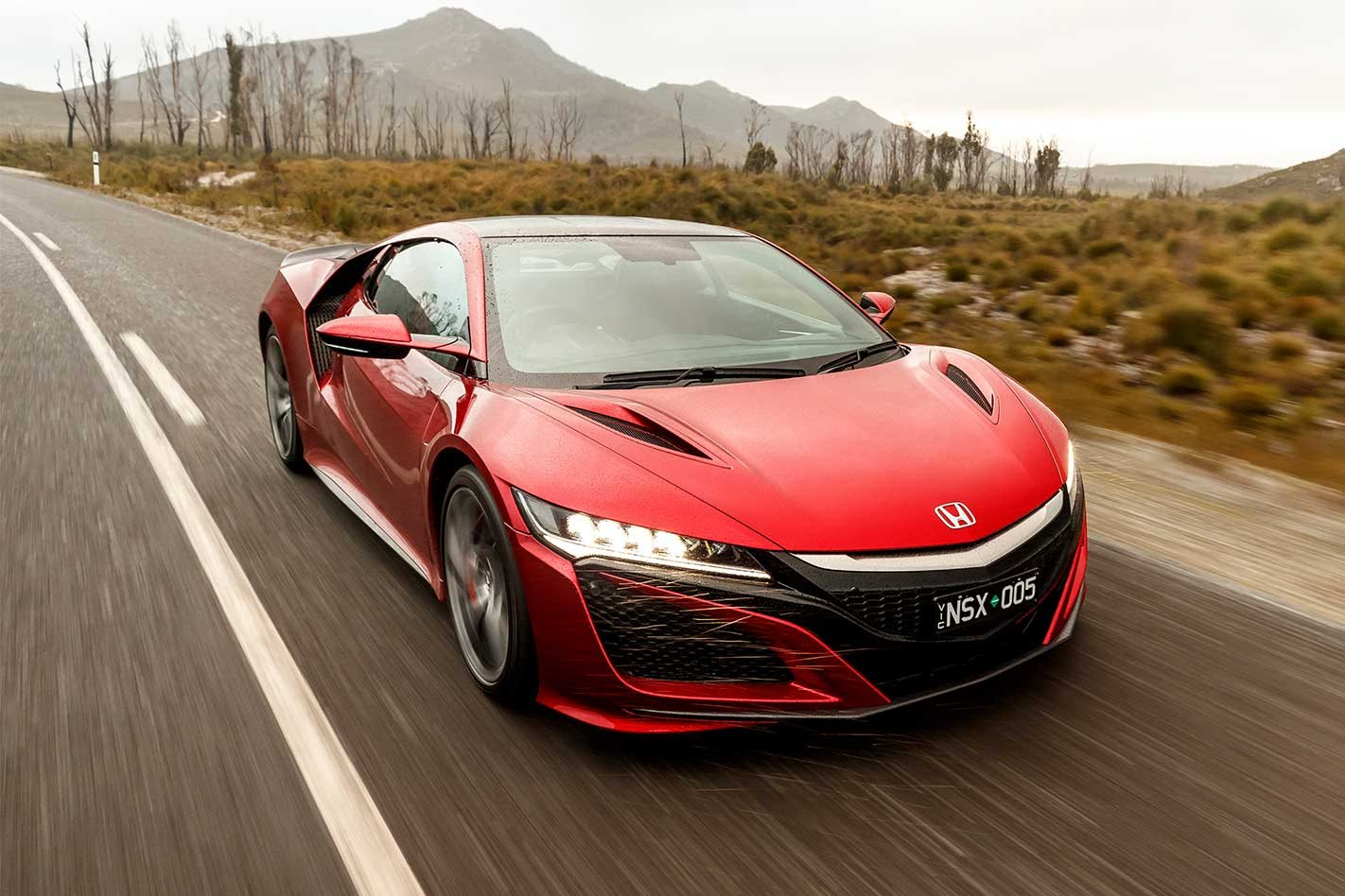 2018 Honda Nsx Performance Review