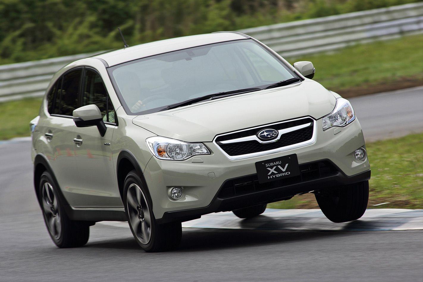 Subaru Electric Car