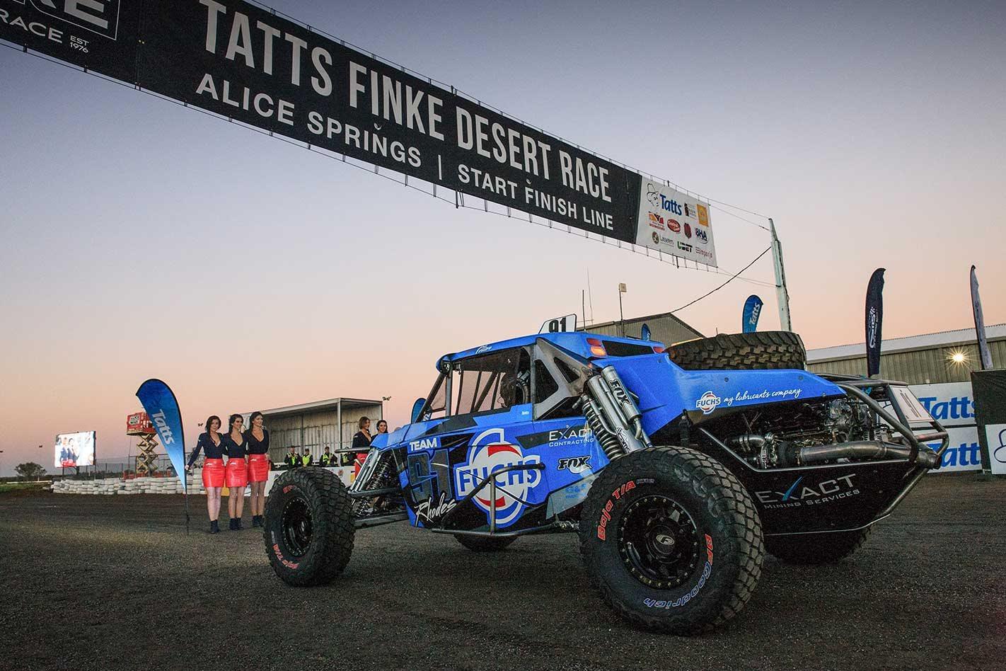 2019 Finke Desert Race To Be Bigger Than Ever
