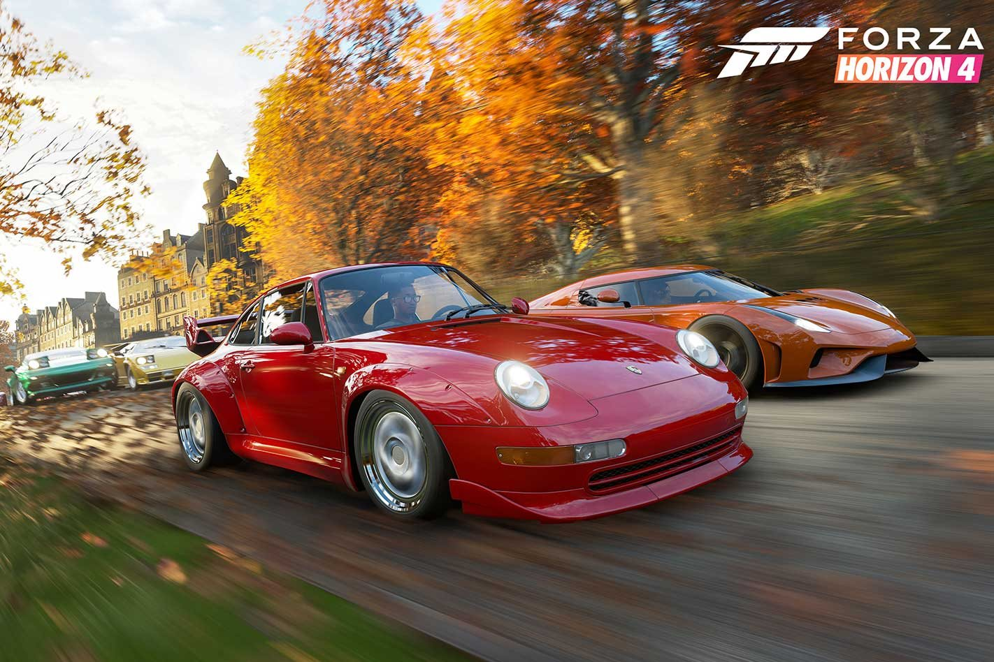 Forza Horizon 4 car list officially revealed