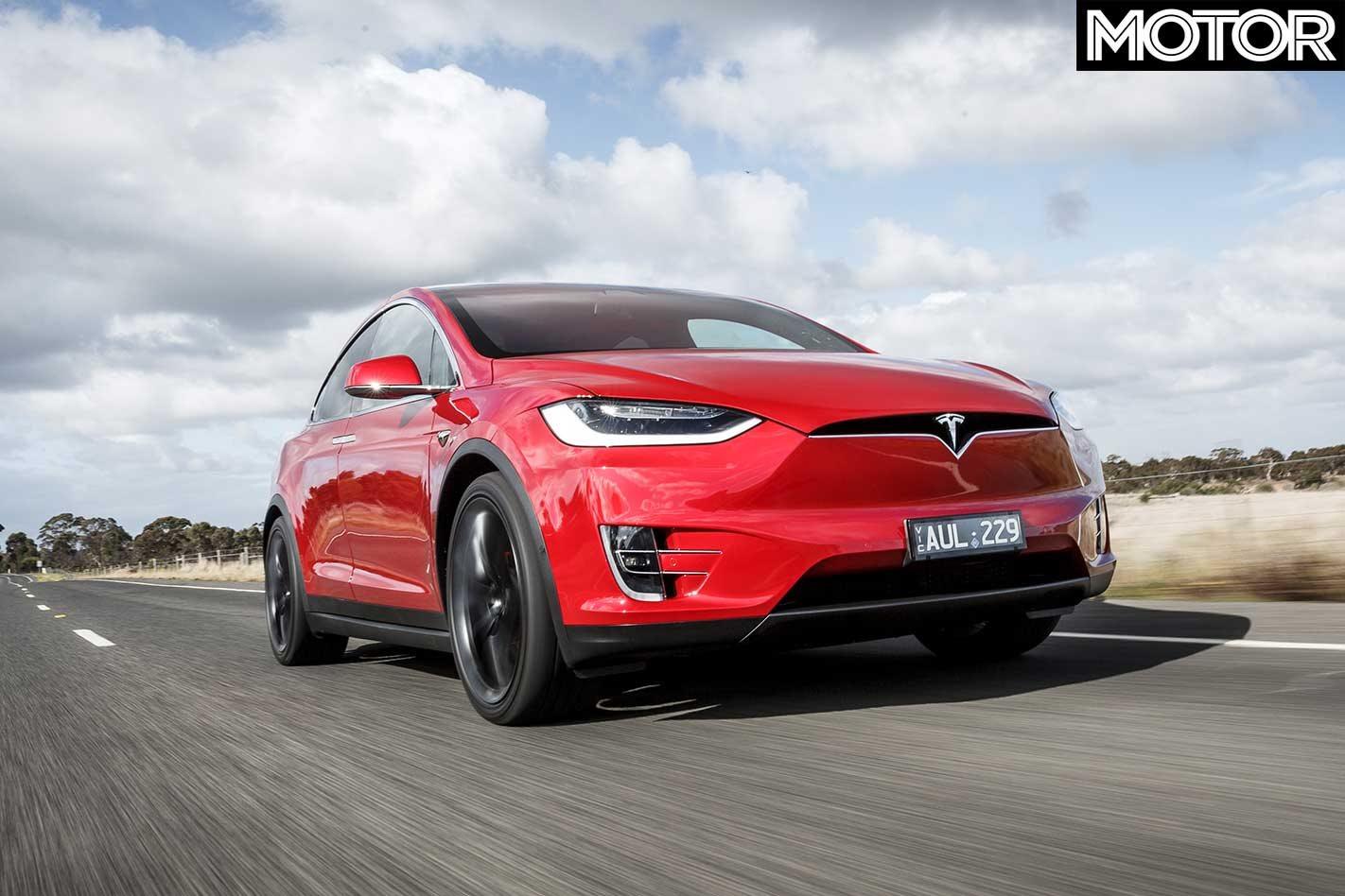 2018 Tesla Model X P100D performance review