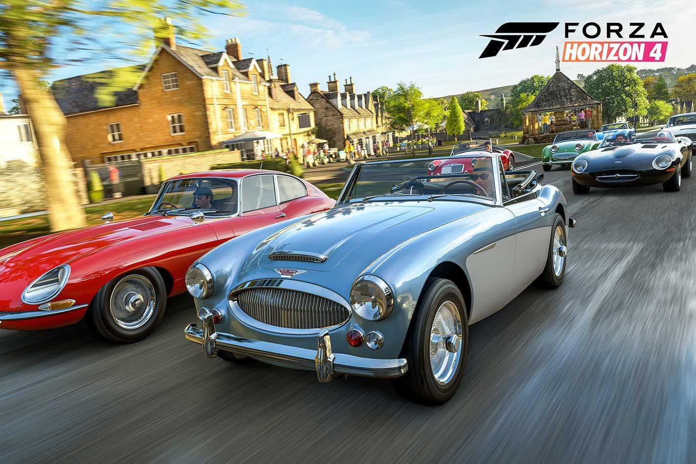 Forza Horizon 4 Car List Officially Revealed