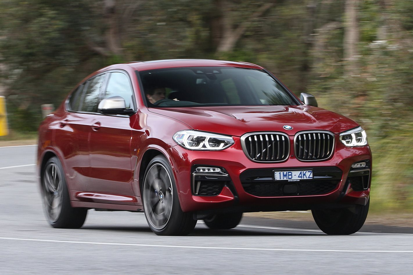 2019 BMW X4 review