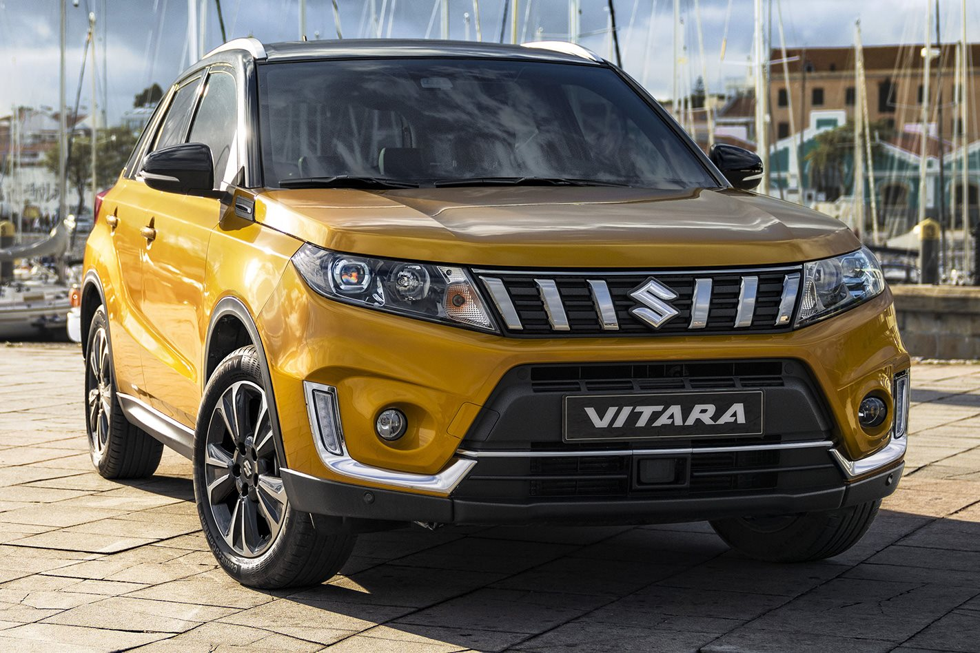 2019 suzuki vitara series ii confirmed for australia. Black Bedroom Furniture Sets. Home Design Ideas