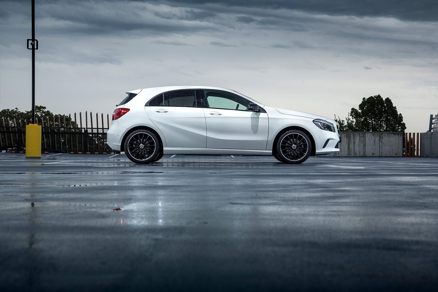 2018 Mercedes-Benz A-Class A180 City Edition