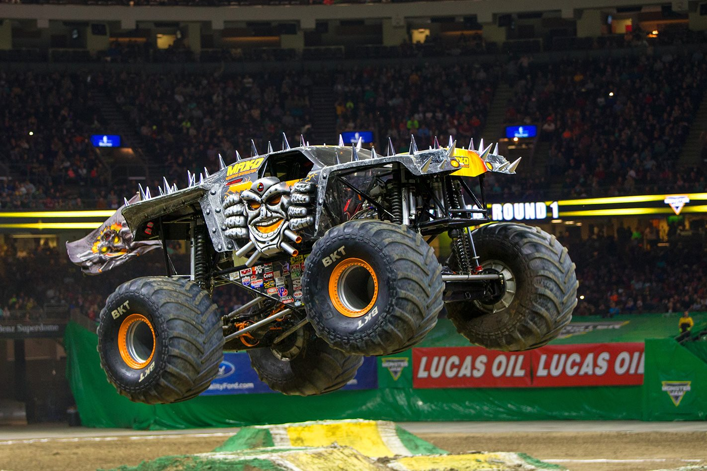 Anatomy Of A Monster Truck: The 1118kW Beasts You Pilot