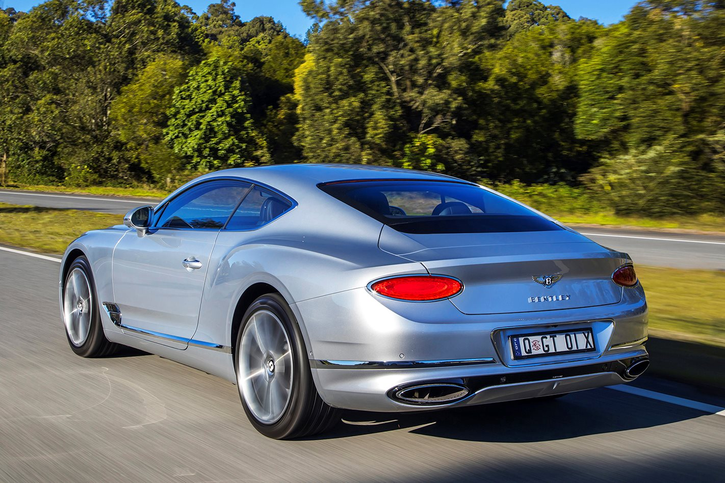 2019 bentley continental gt w12 review