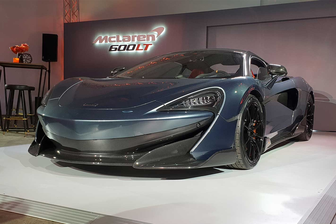 2019 Mclaren 600lt Launches In Australia