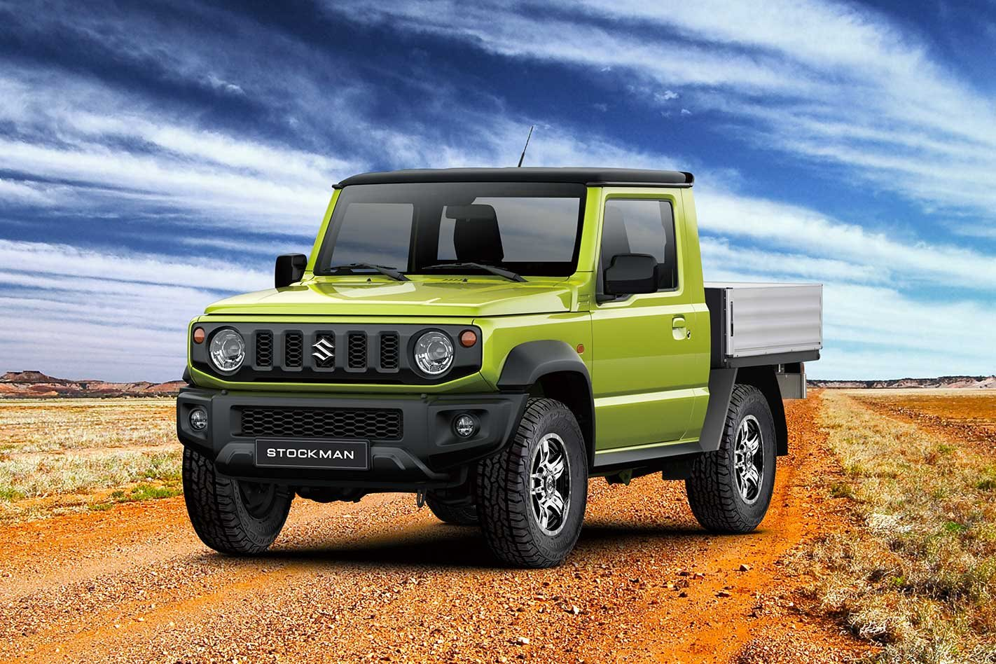 Suzuki needs to produce more variants of the Jimny