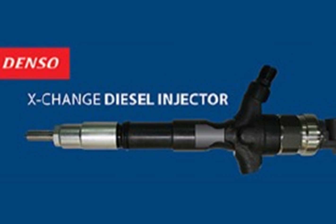 DENSO injects life into your diesel