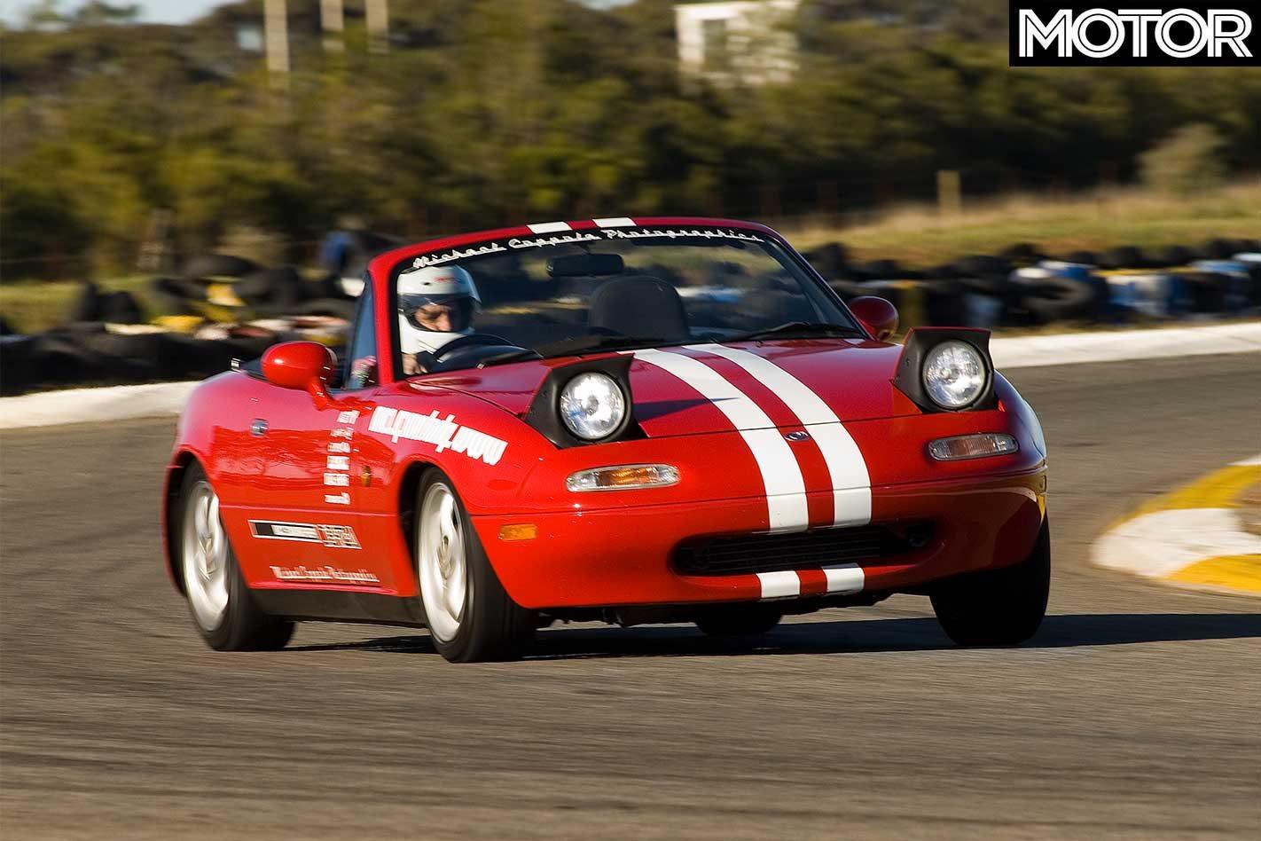 Mazda MX-5 NA vs NB vs NC comparison review: classic MOTOR