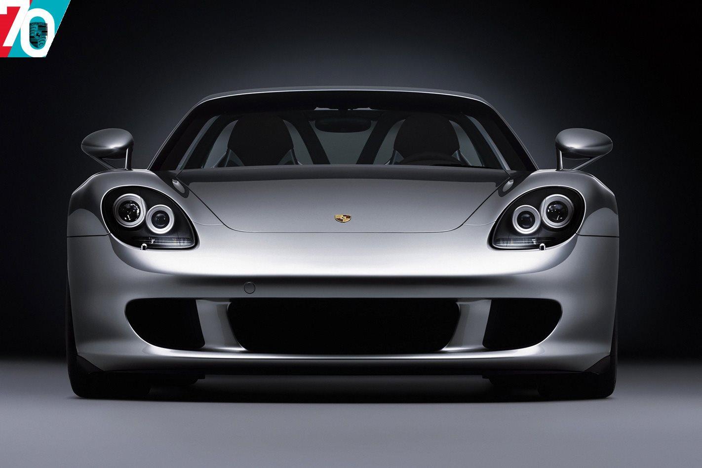 The Incredibles - 959, Carrera GT & 918 Spyder: Porsche turns 70