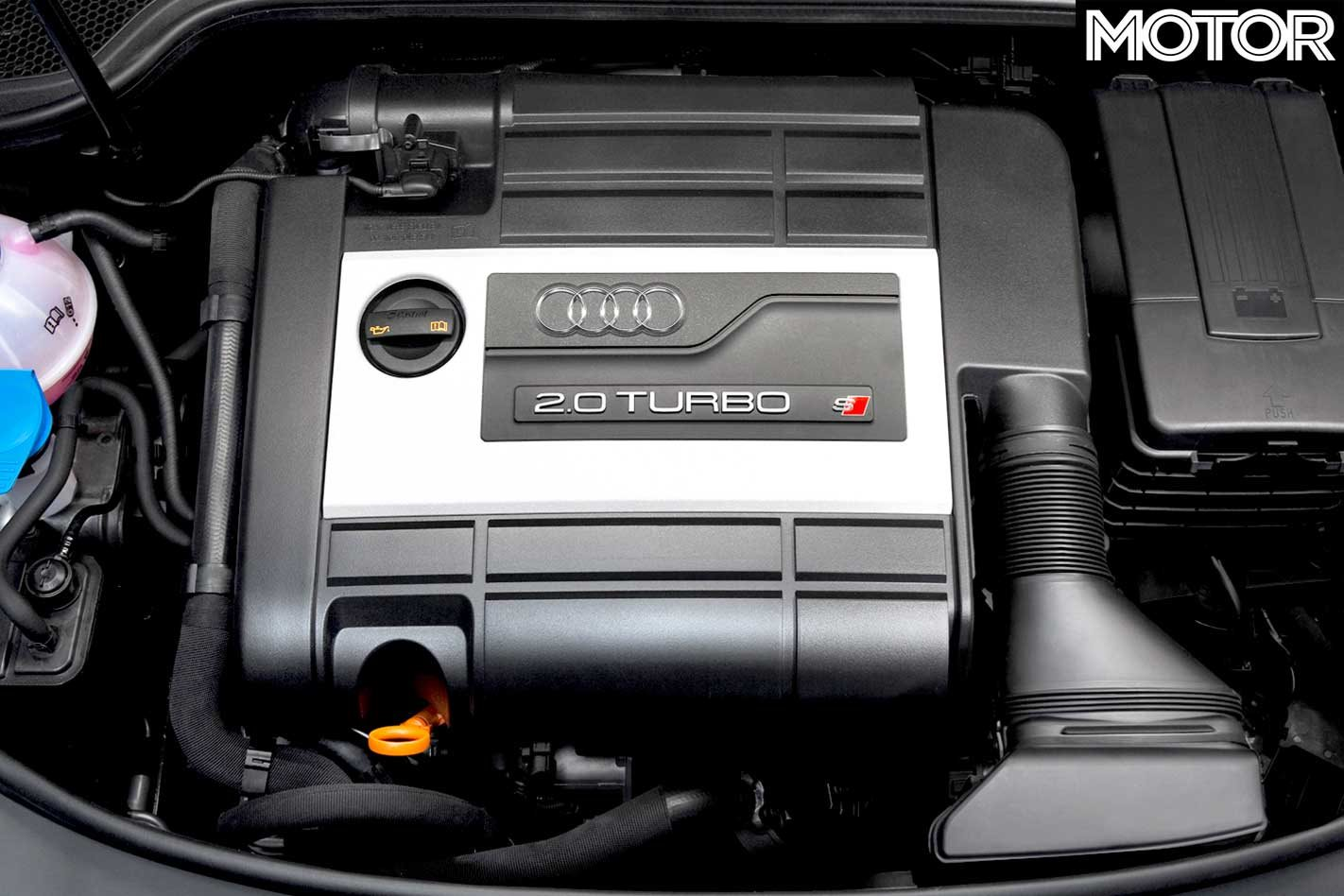 Audi S Review Classic MOTOR - Audi s3 engine