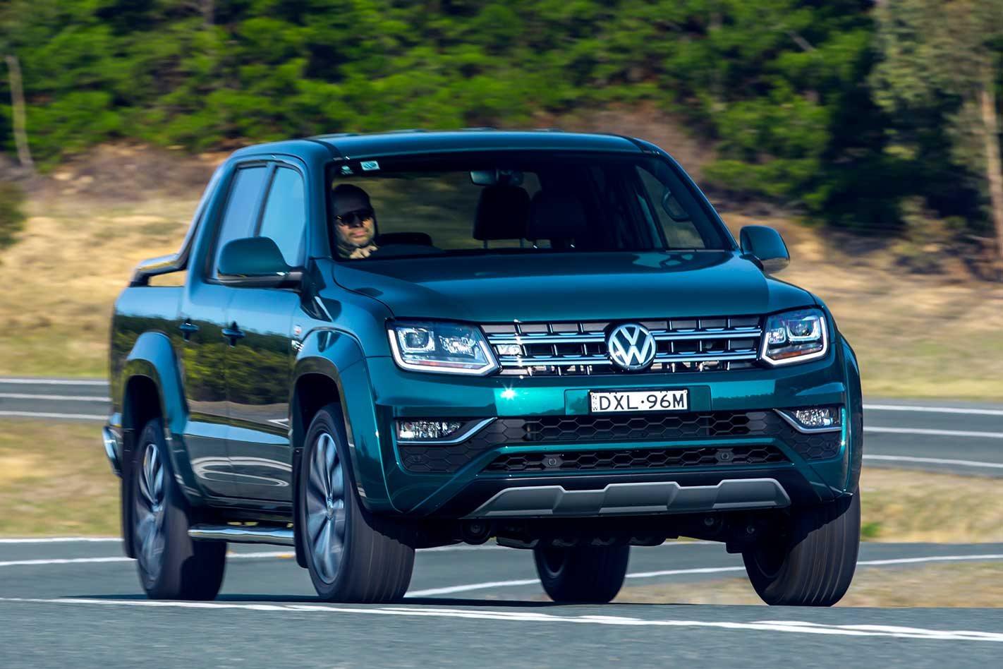 2018 Volkswagen Amarok Ultimate 580 And Core V6 Released