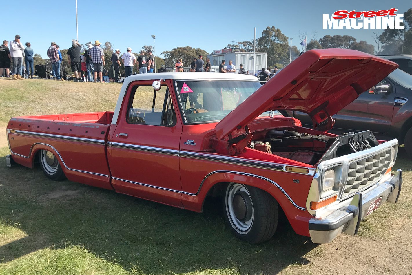 Barra-powered Ford F100 pick-up – Video