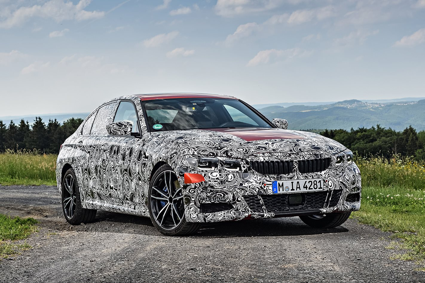 Return Of The King 2019 Bmw 3 Series First Look