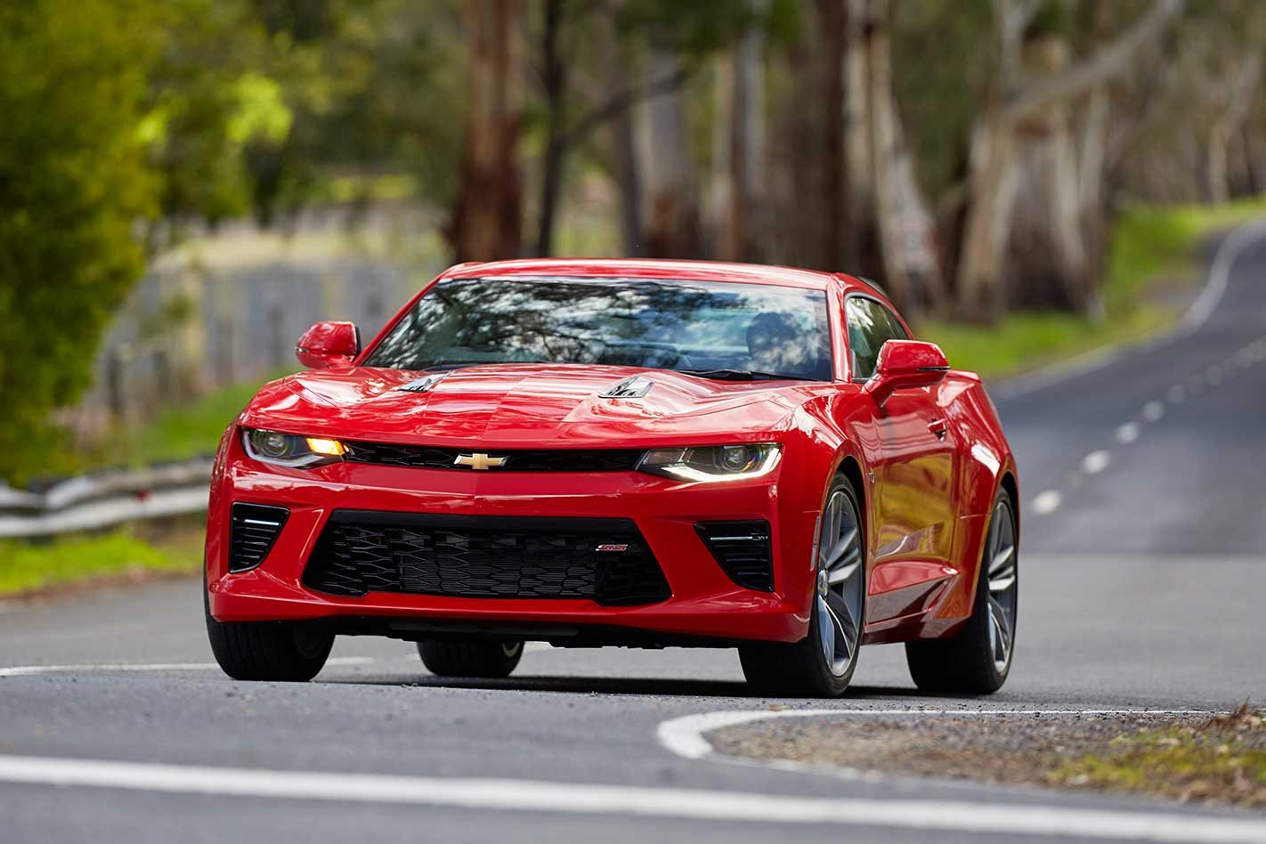 2018 Chevrolet Camaro 2ss Performance Review