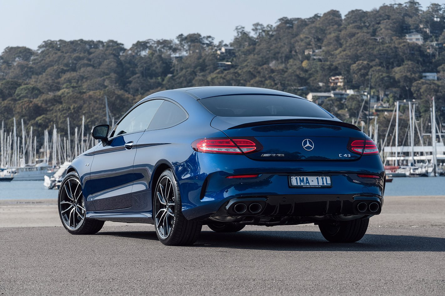 2019 Mercedes Amg C43 Coupe Review