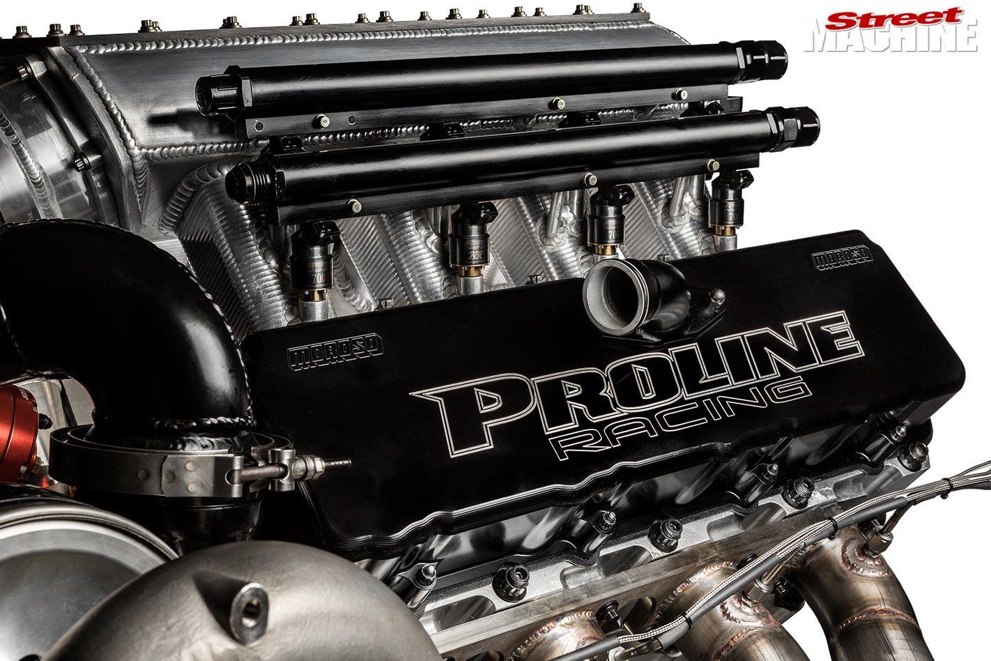 Steve Bezzina's 540ci Pro Line 481X - Mill of the Month