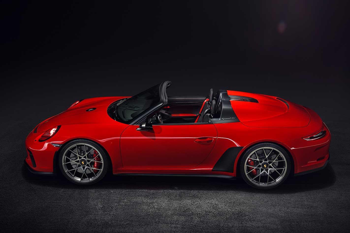 2019 Porsche 911 Speedster Confirmed For Production 2018