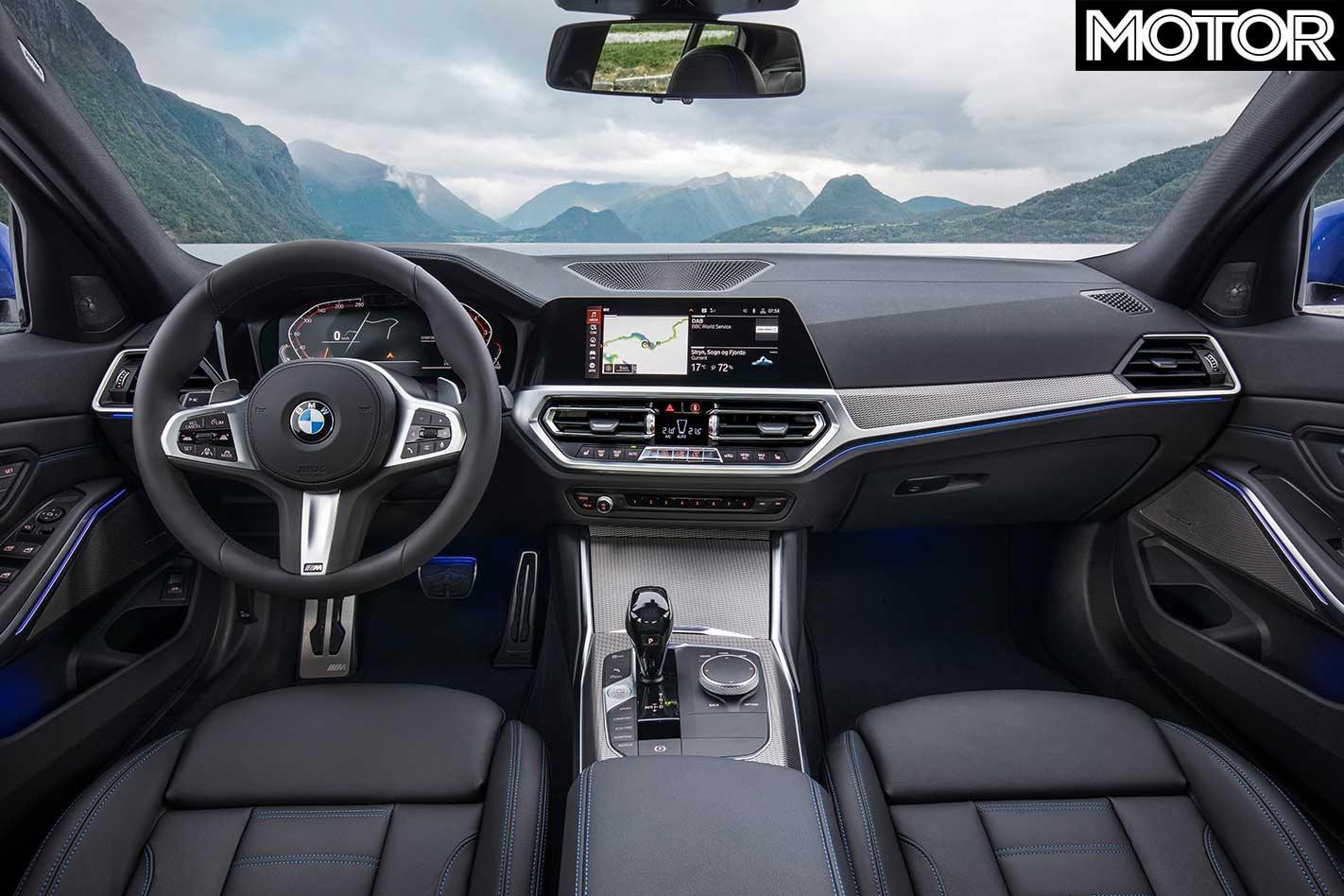 2019 Bmw M340i Revealed 2018 Paris Motor Show