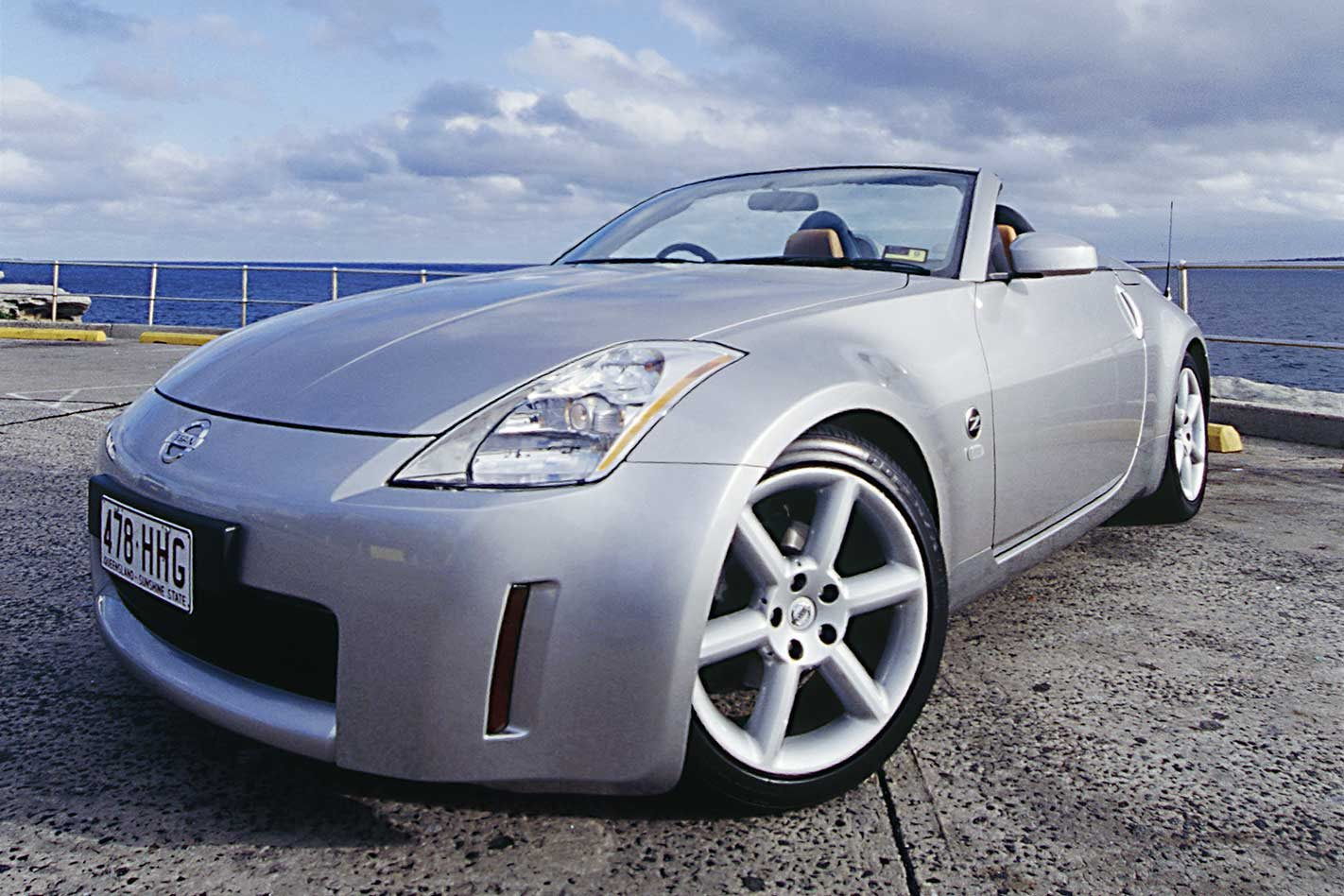 2004 nissan 350z roadster review: classic motor