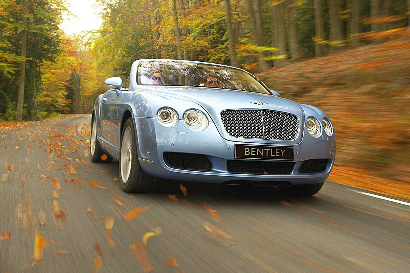 2006 Bentley Continental GTC review: classic MOTOR
