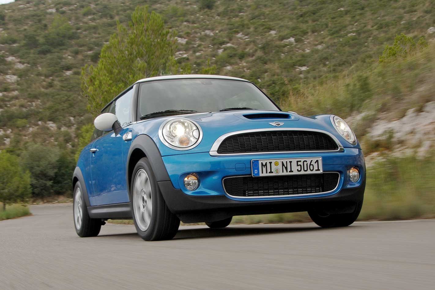 2006 Mini Cooper S Review Classic Motor