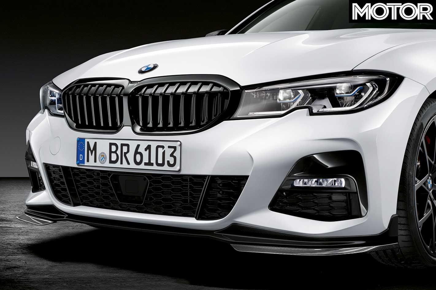 Bmw Reveals M Performance Parts For G20 3 Series 2018 Paris Motor Show