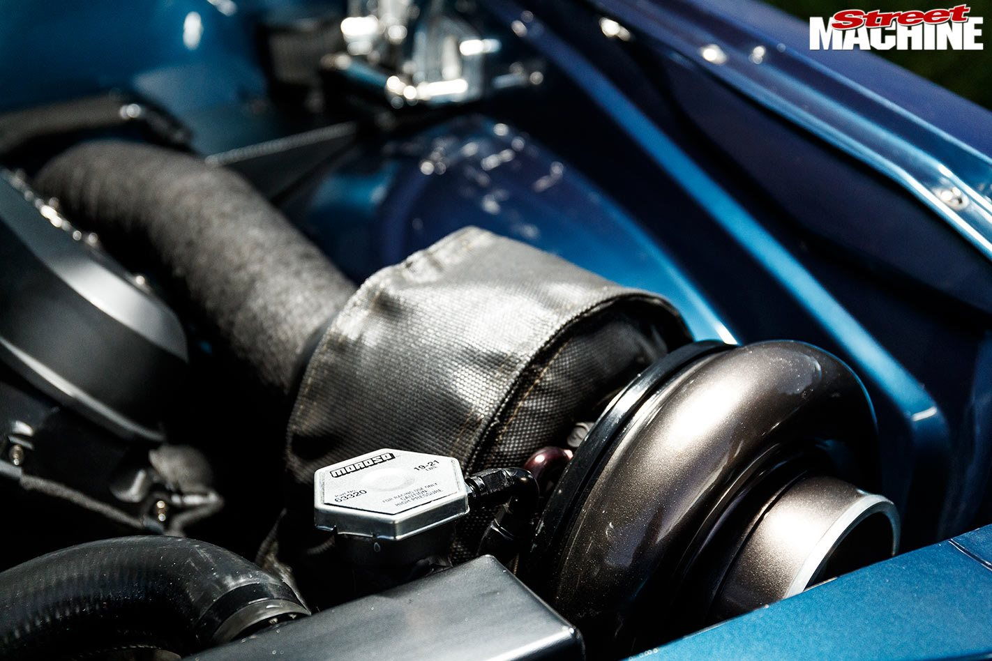 Turbo LS1-powered Holden LX Torana hatch