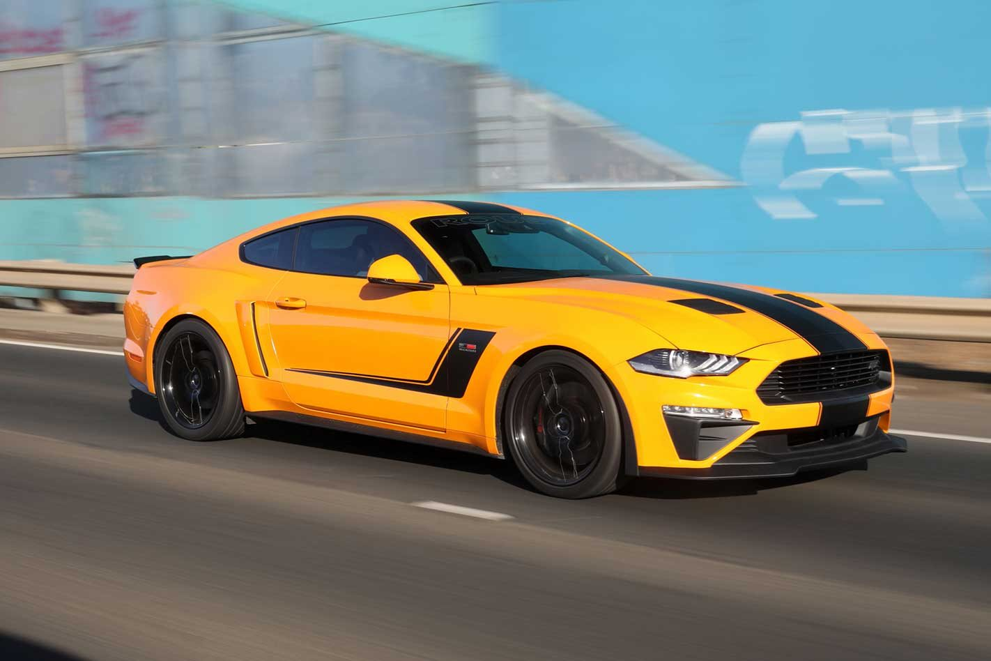 2018 roush jackhammer performance review