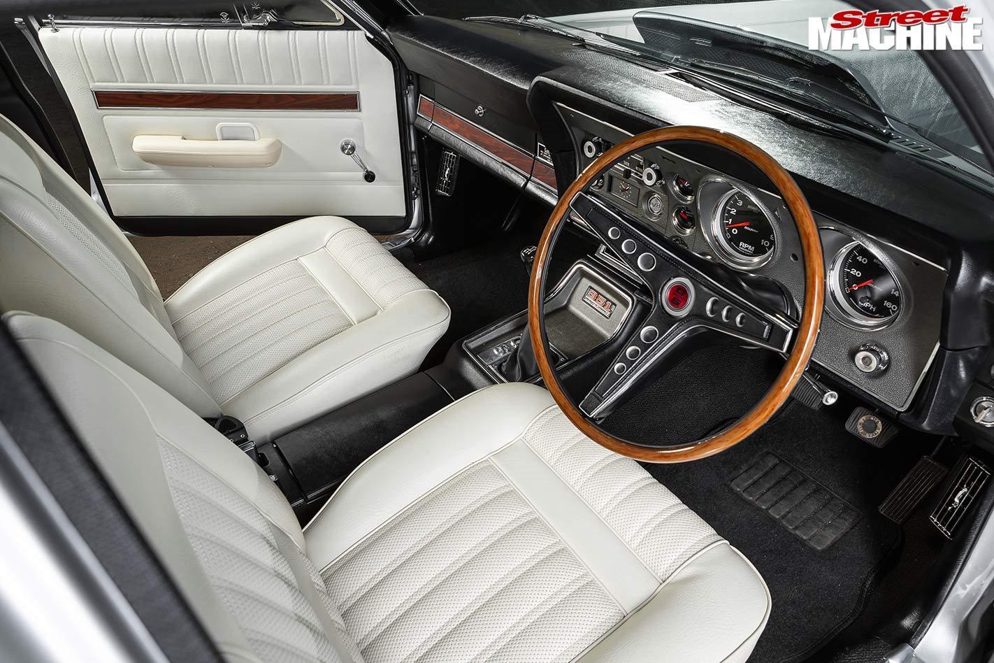 600hp 1971 Ford XY Falcon - TUFFGS