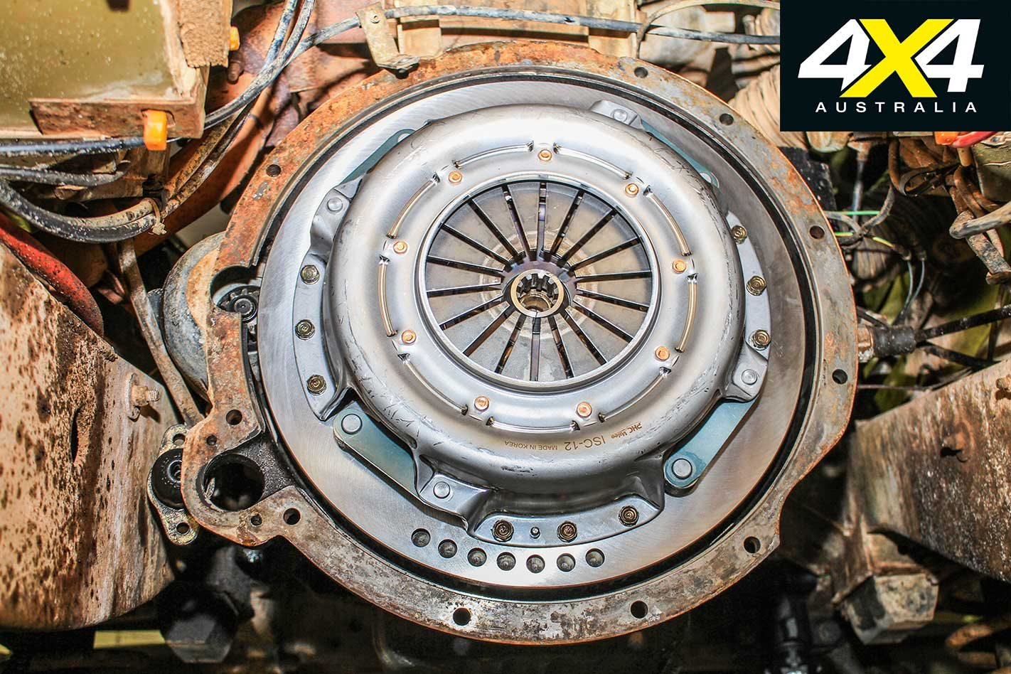 1988 Land Rover Perentie Defender 110 Long Term Review Part 3 4x4 Shed Clutch
