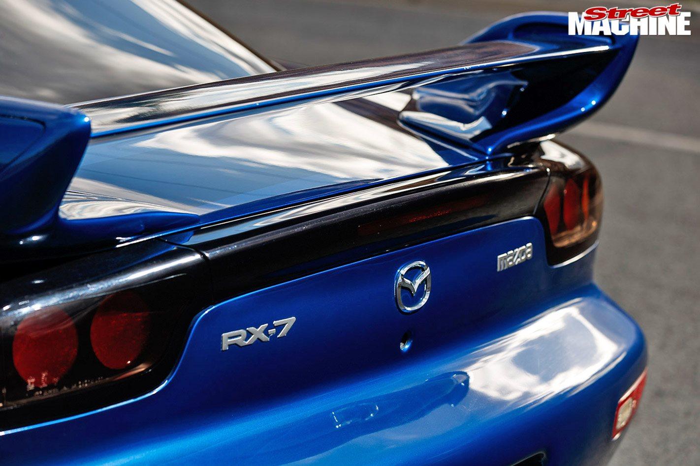 L98-powered Mazda RX-7