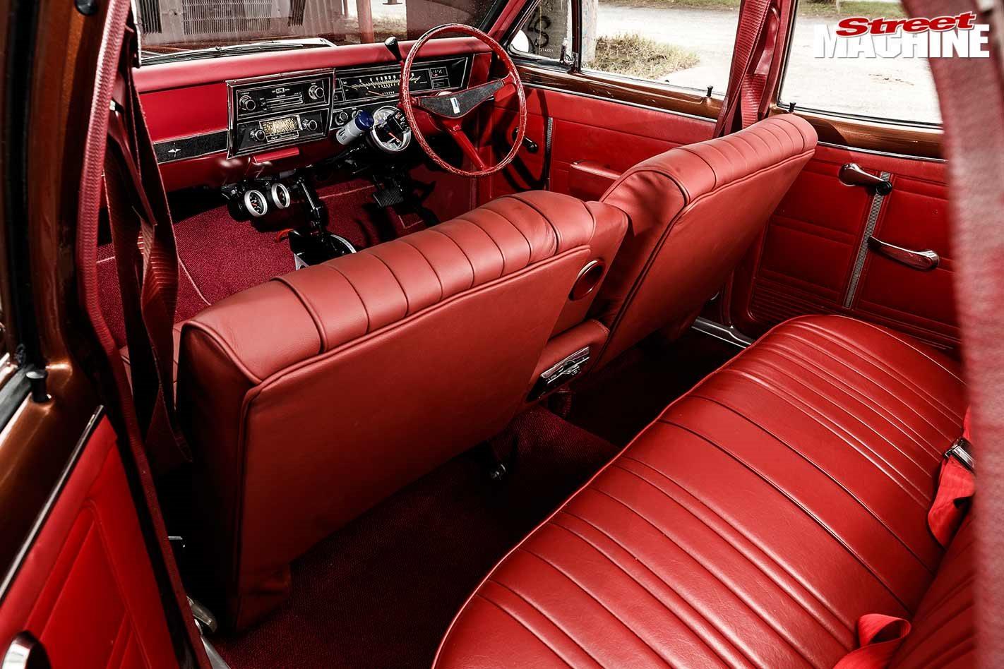 LS3-powered 1969 Holden HK Kingswood