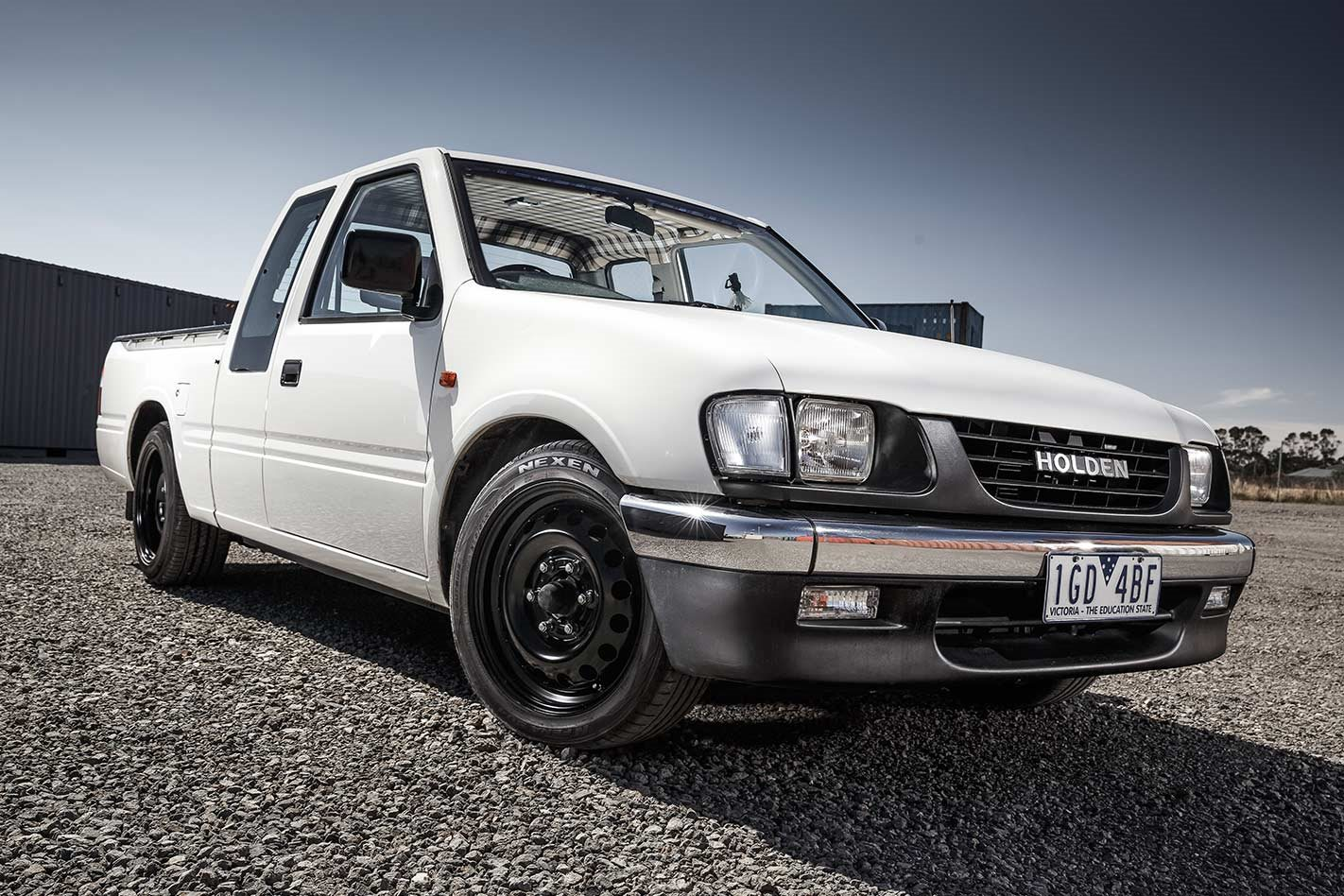 Ls1 Powered 1998 Holden Tf Rodeo
