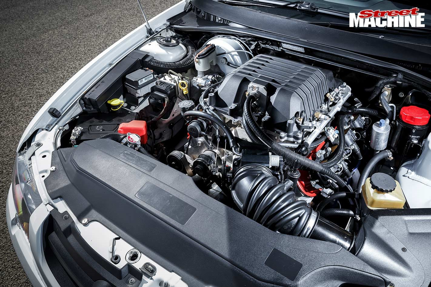 Blown LS1-powered 2002 Holden VY S ute