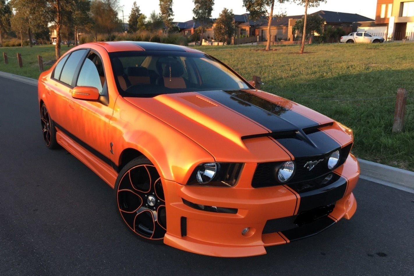 Do Mustangs Have 4 Doors