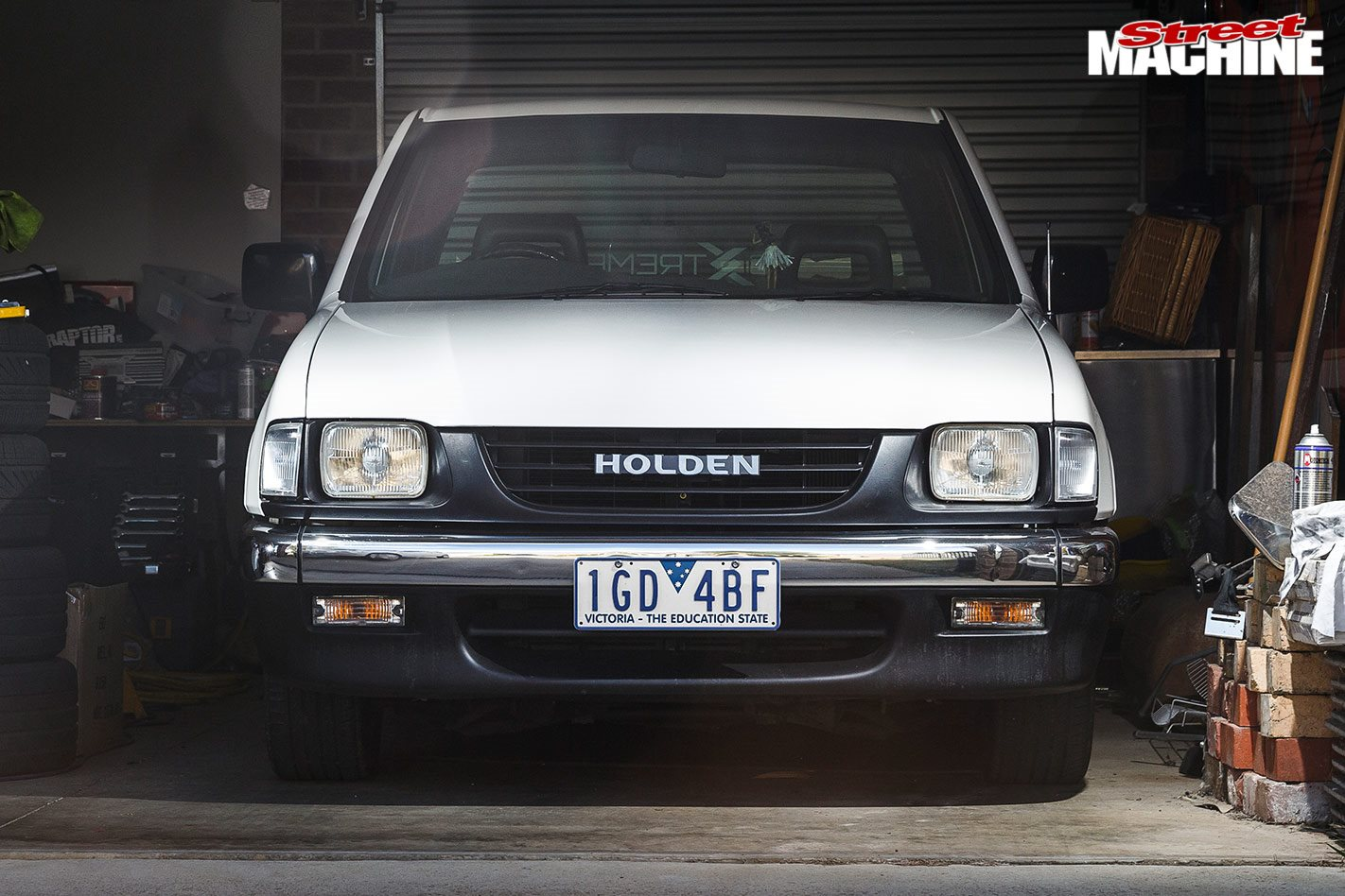 LS1-powered 1998 Holden TF Rodeo