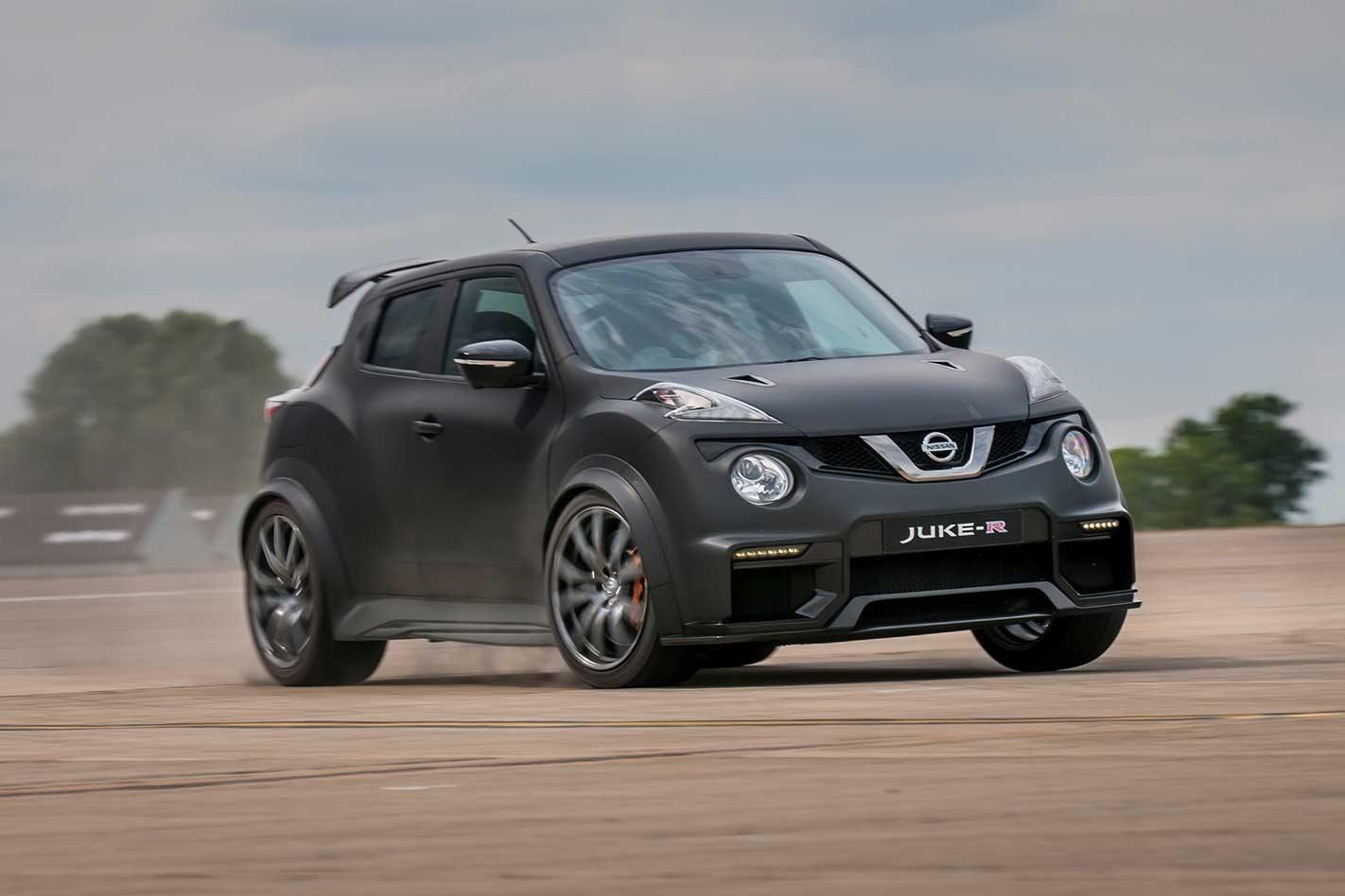 2011 Nissan Juke R Fast Car History Lesson