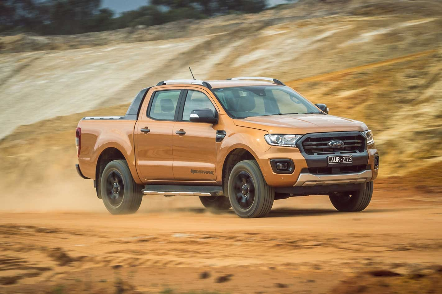 2019 ford ranger first drive 4x4 review. Black Bedroom Furniture Sets. Home Design Ideas