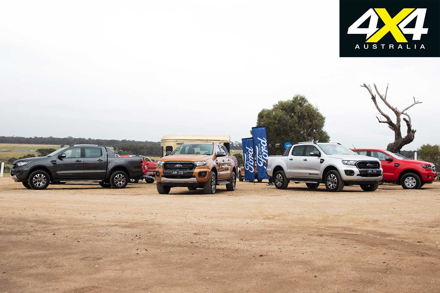 2019 Ford Ranger First Drive 4x4 Review