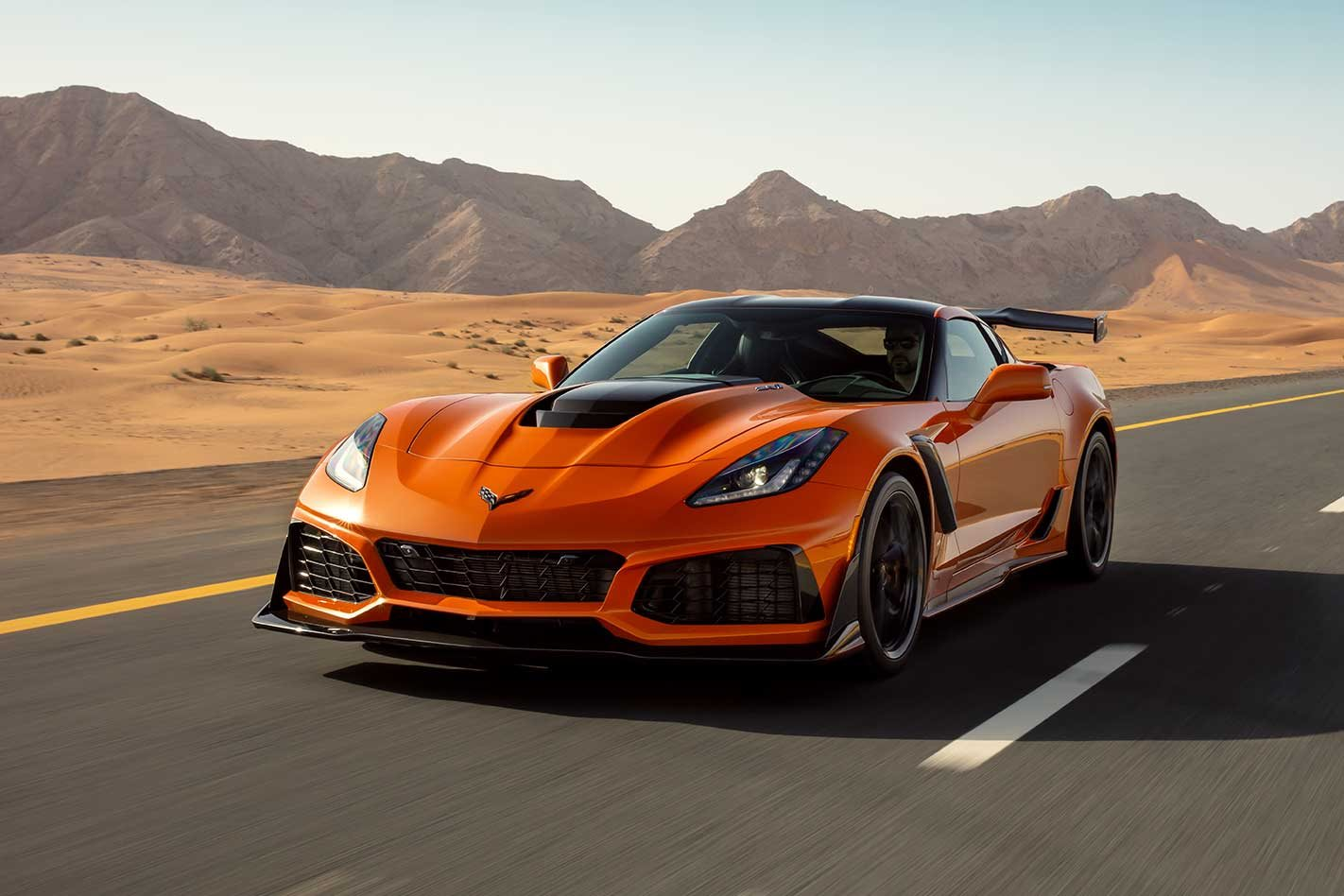 corvette zr1 chevrolet performance production fastest cars america ford hp power