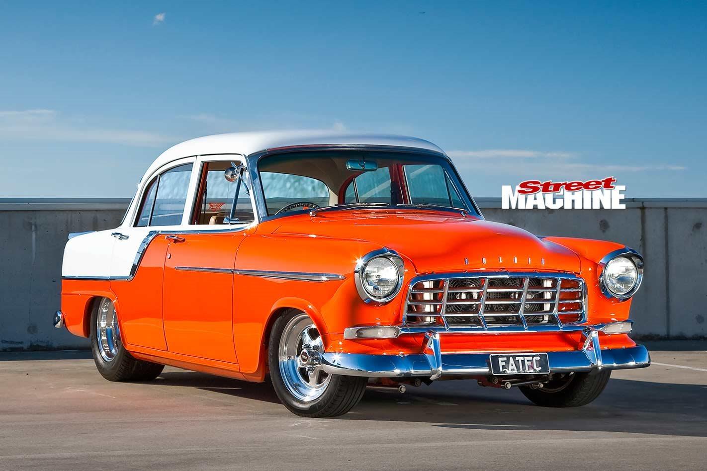 Top Gear Tyres >> David Graham's 1959 Chevrolet-powered FC Holden - FATFC