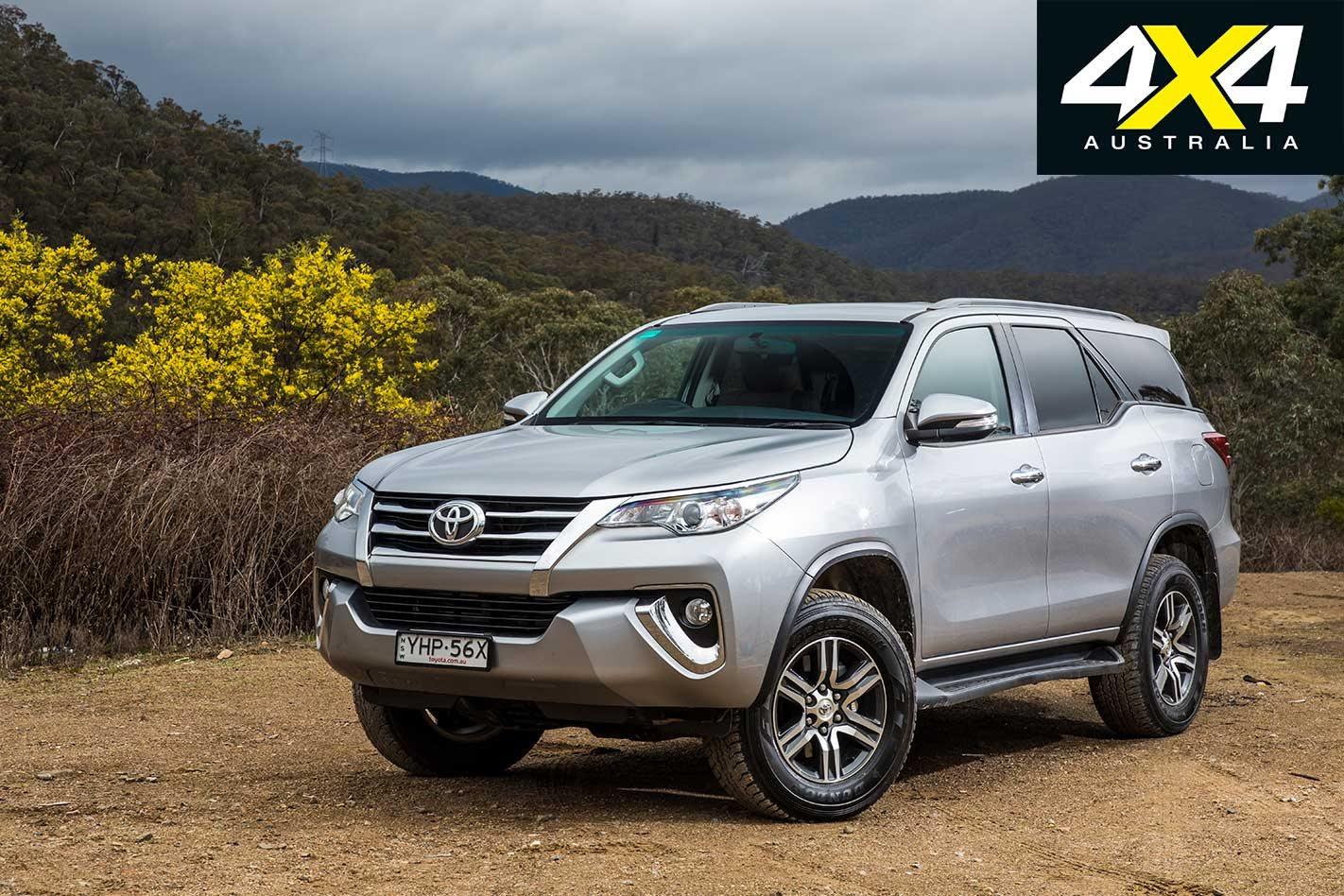 2018 Toyota Prado vs Toyota Fortuner 4x4 comparison review