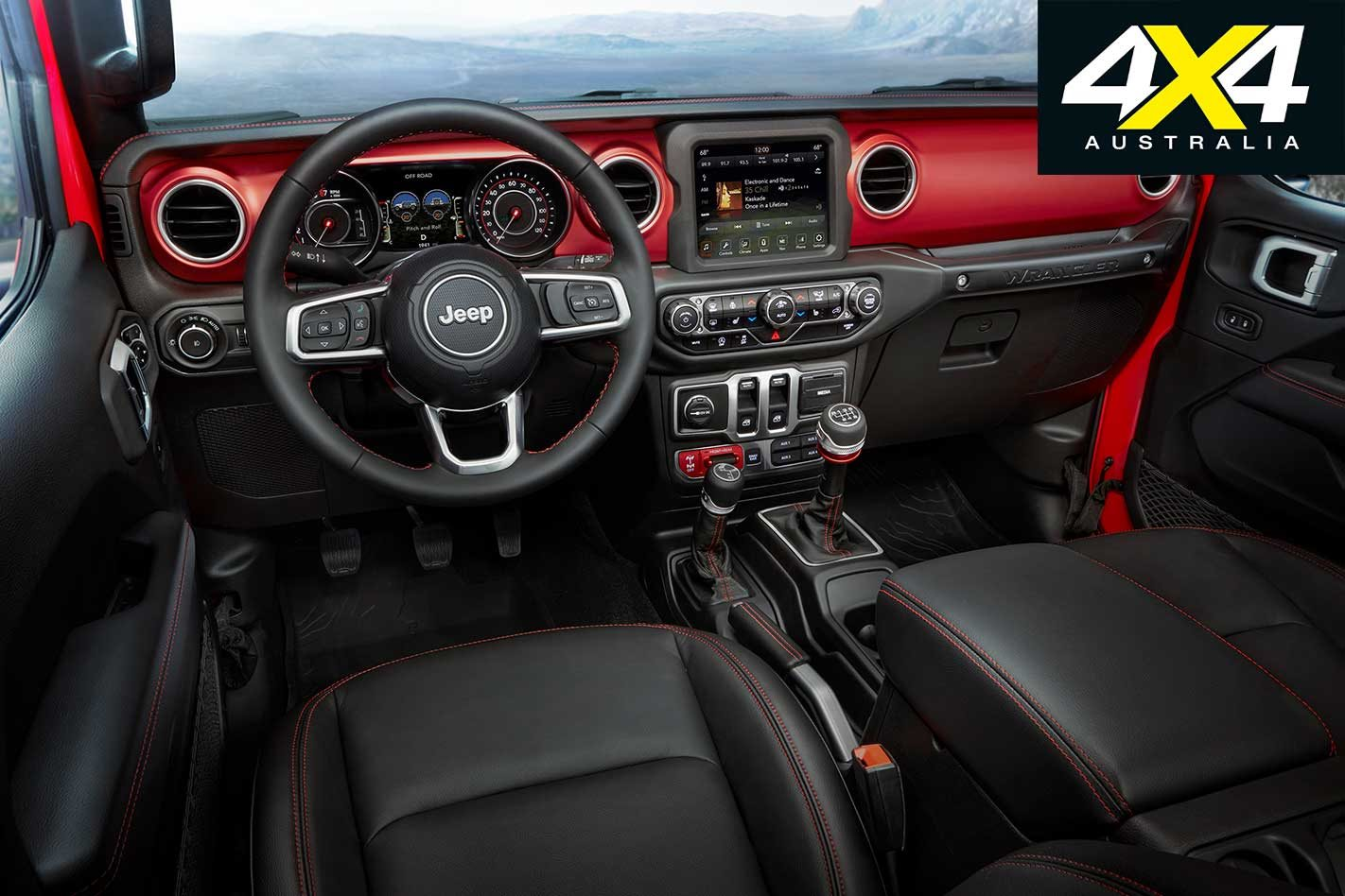 2019 Jeep Jl Wrangler Rubicon On The Trail 4x4 Review Rear Window Defrost Jk Felt As If It Was Hastily Thrown Together After Someone Yelled Tools Down Flips That By Delivering A Cabin Manages To Feel Both